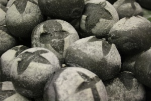 pane carbone attivo