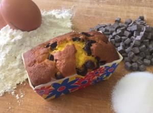 plumcake cioccolatofondente