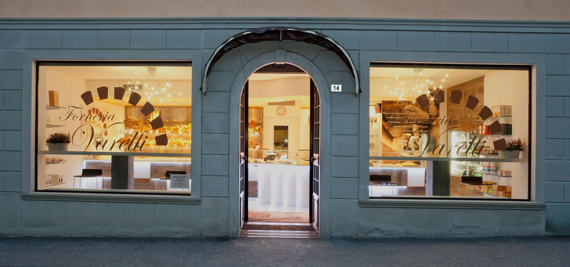 Forneria Varelli  – Panificio Bergamo
